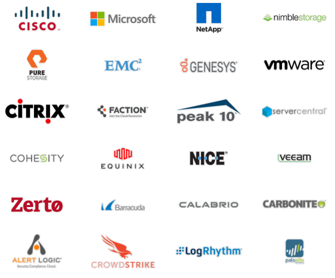 Mindsight's Technology Partners